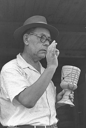Eleazar Sukenik - Eleazar Sukenik, 1951