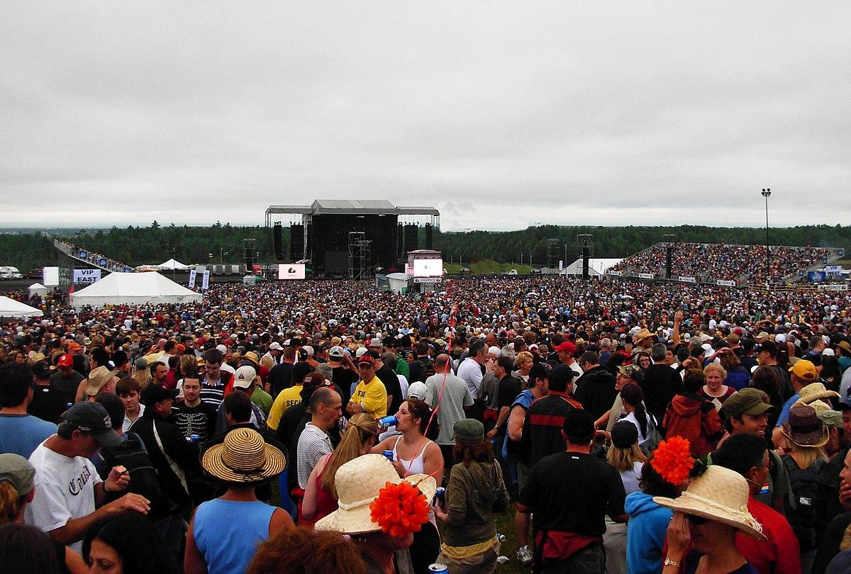 The Eagles  Tour Canada