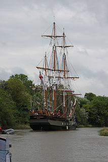 <i>Earl of Pembroke</i> (tall ship) ship