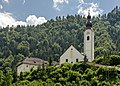 Ebenthal Gurnitz ehem. Propstei und Pfarrkirche hl. Martin 12062019 6786.jpg