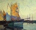 Edgar Payne Sail Boats at Anchor.jpg