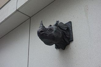 Jim Haynes - Edinburgh rhinoceros
