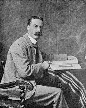 Edmund Leighton - Image: Edmund Blair Leighton, 1900