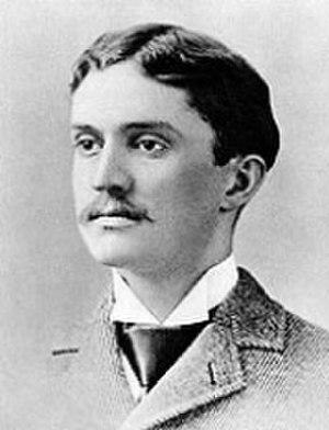 Edson Fessenden Gallaudet - Edson Fessenden Gallaudet, ca. 1892-1896