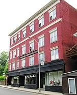 Edward Arms Block, Westminster Street, Bellows Falls, Vermont