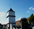 Eecke le klockhuis de l'église Saint-Wulmar 01.jpg