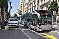 Egged 91207, King George Street, Jerusalem, 2019 (01).jpg