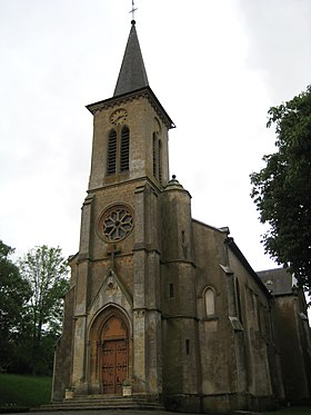 Église Saint-Brice.