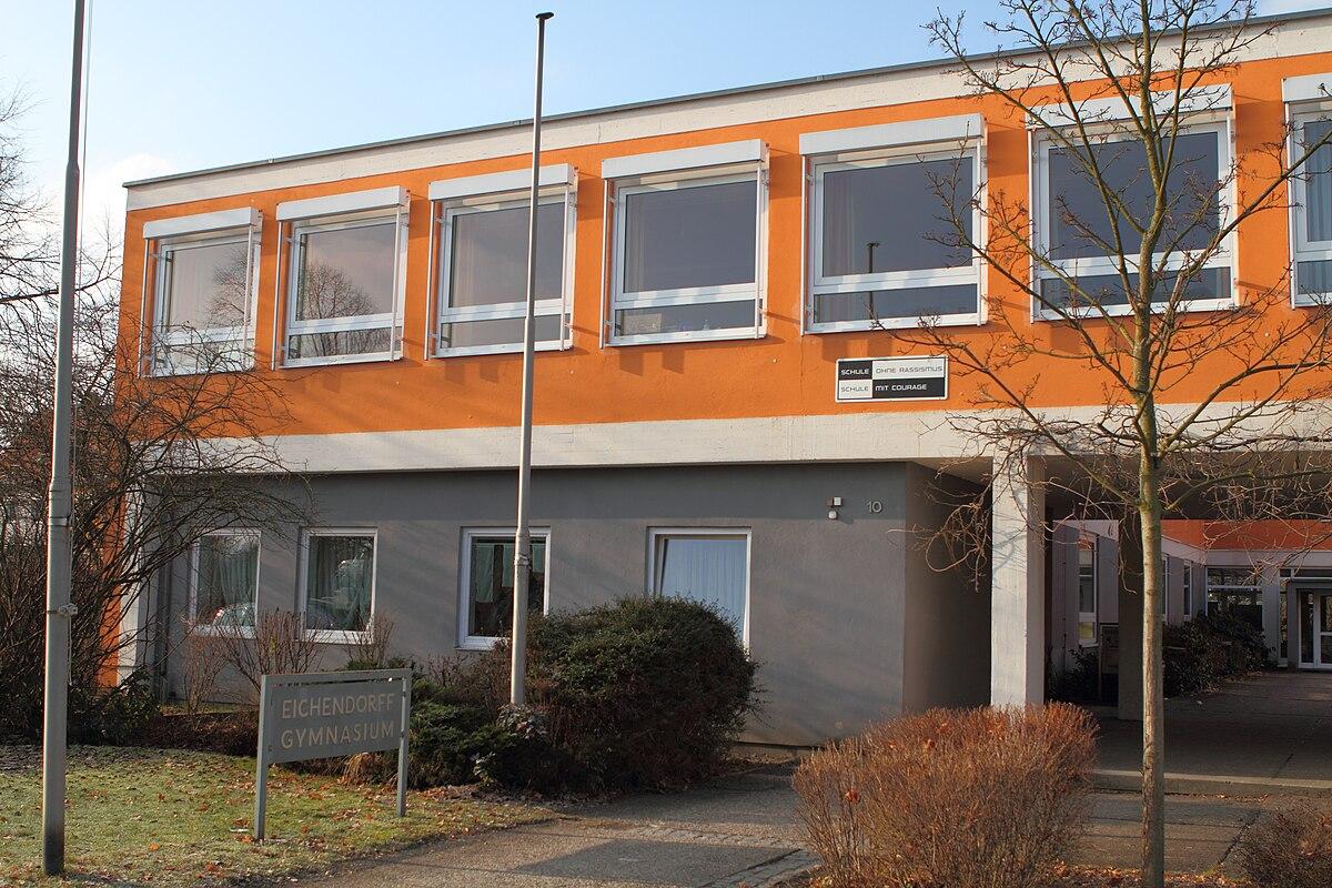 Eichendorff Gymnasium Ettlingen Lehrer