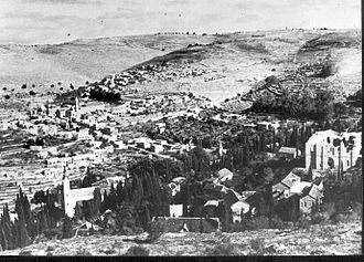 Ein Karem - Ein Kerem 1948