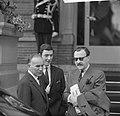 Einde van het feest vertrek Koninklijke gasten prins Ashwin (kop), Bestanddeelnr 913-8657.jpg