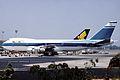 El Al Israel Airlines Boeing 747-258C (4X-AXD 272 21190) (8276882298).jpg
