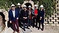 El Ayuntamiento recupera un tramo del histórico Viaje de Agua de Amaniel, el primero visitable en Madrid 05.jpg