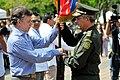 El Gobierno Nacional hace entrega de mil uniformados a la Policia Metropolitana de Cali, en cumplimiento de la politica de seguridad ciudadana (8338306195).jpg