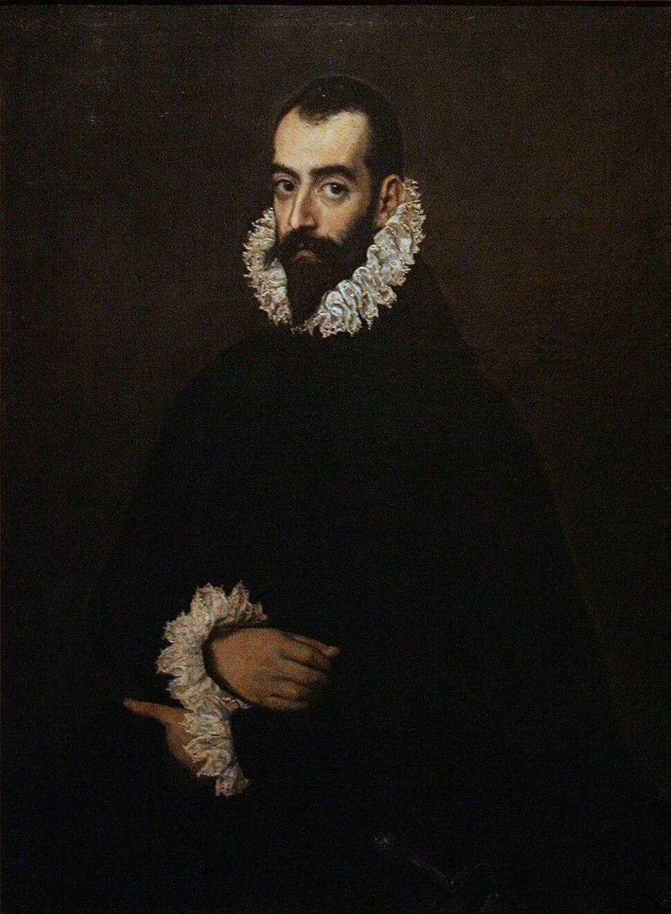 El Greco, Portrait of Juan Alfonso de Pimentel y Herrera