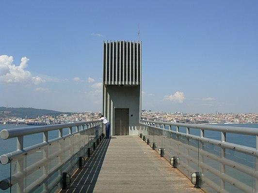 Boca do Vento Elevator