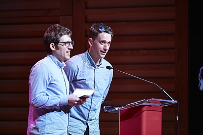 Picture of a podcast: Elis James And John Robins