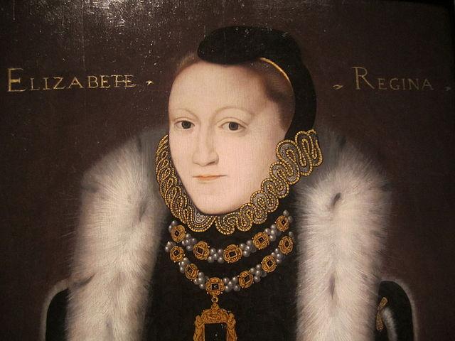 Недавно обнаруженный ранний портрет Елизаветы I будет показан публике