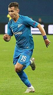 Elmir Nabiullin Footballer