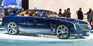 Cadillac Elmiraj Motor vehicle