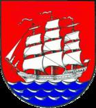 Das Wappen von Elmshorn