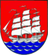 Coat of arms of Elmshorn