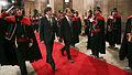 Els presidents Mas i Puigdemont sortint de Palau.jpg