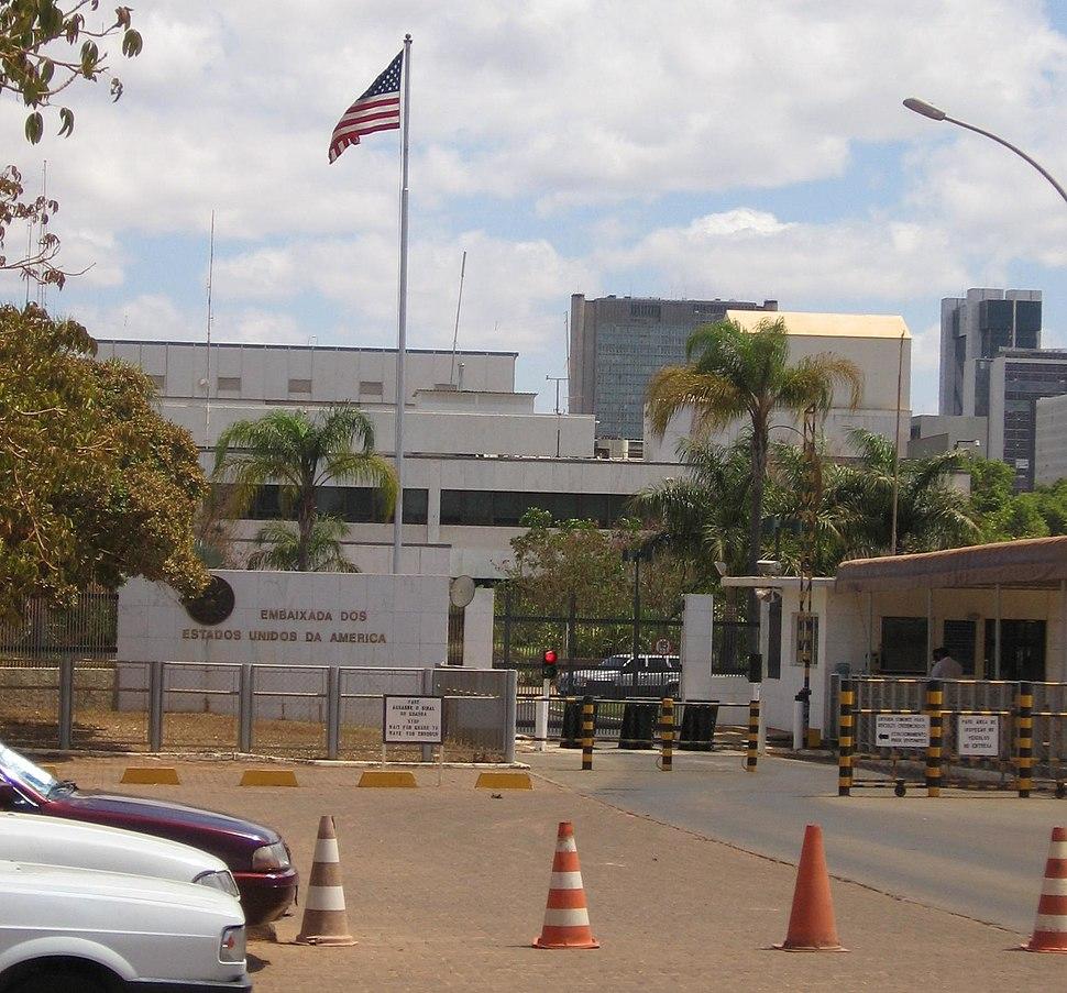 Embaixada USA Brasil 01