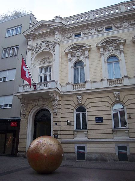 File:Embassy of Switzerland in Zagreb.JPG