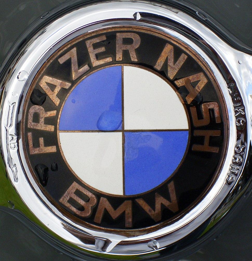Emblem Frazer Nash BMW