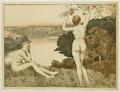 Emile-René Ménard Automne nue 1897.png