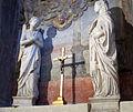 Empoli, s. stefano, oratorio della SS Annunziata, annunciazione di bernardo rossellino 01.JPG