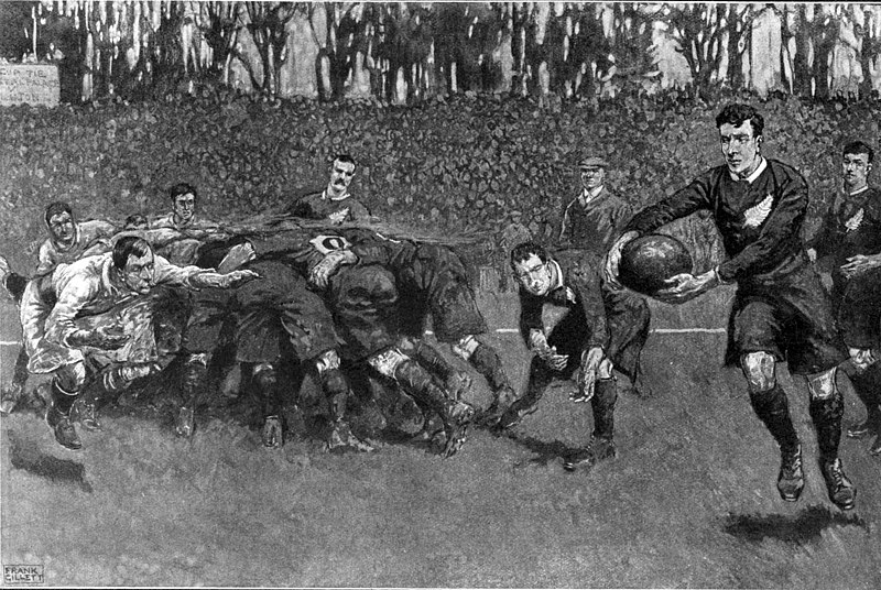 This image has an empty alt attribute; its file name is 800px-England_vs_allblacks_Gillett_1905.jpg