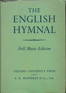 <i>The English Hymnal</i>