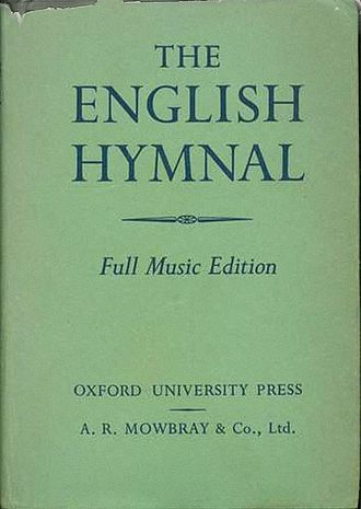 The English Hymnal - Front cover