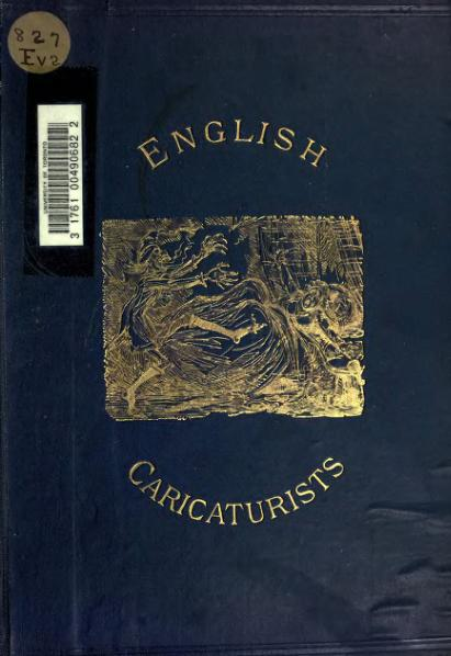 File:English Caricaturists and Graphic Humourists of the nineteenth century.djvu