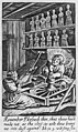 Engraving with two figures and a potters wheel. Wellcome M0016874.jpg