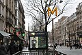 Entrée Métro Denfert Rochereau Paris 2.jpg