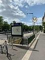 Entrée Station Métro École Vétérinaire Maisons Alfort Maisons Alfort 1.jpg
