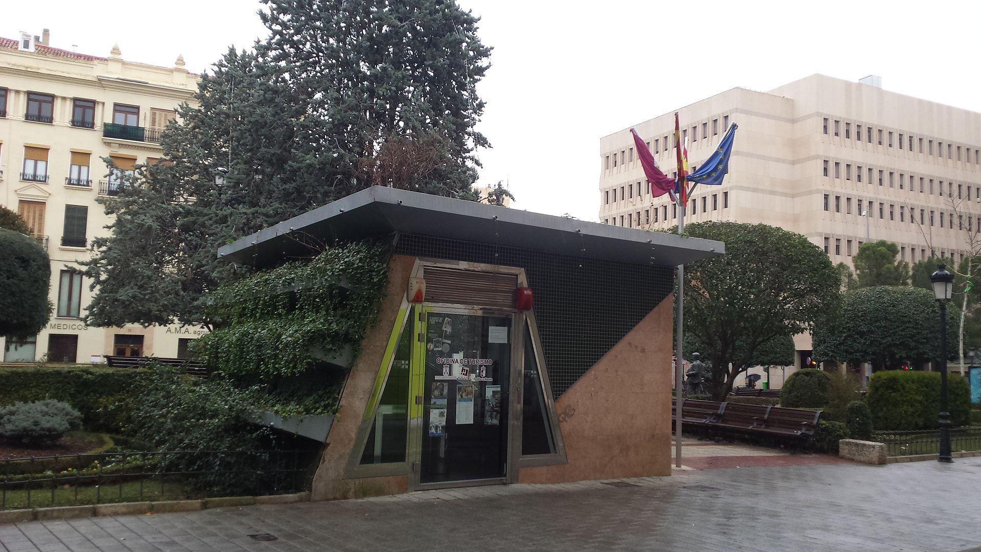 Refugio antia reo del altozano wikipedia la for Oficina de turismo albacete