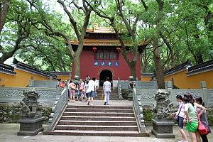 Fayu Temple - Entrance of Fayu Temple