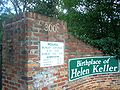 Entrance to Ivy Green September 2007.JPG