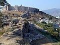 Ephesos St John byzantine & turkish fortress.JPG