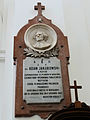 Epitaph of Holy Cross church in Warsaw - 12.jpg