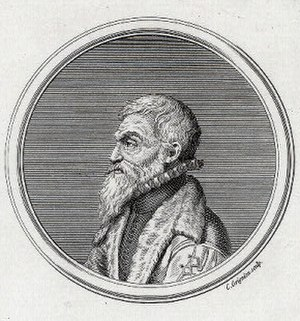 Ercole Bottrigari - Ercole Bottrigari by Charles Grignion