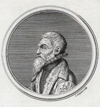Ercole Bottrigari - Ercole Bottrigari by Charles Grignion