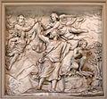 Ercole a. raggi e g. francesco rossi su dis. di alessandro algardi, storie del vecchio testamento in stucco, 1650 ca., sacrificio di isacco.jpg