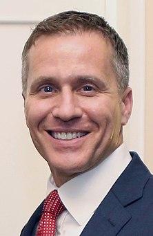 Eric Greitens 56th Governor of Missouri