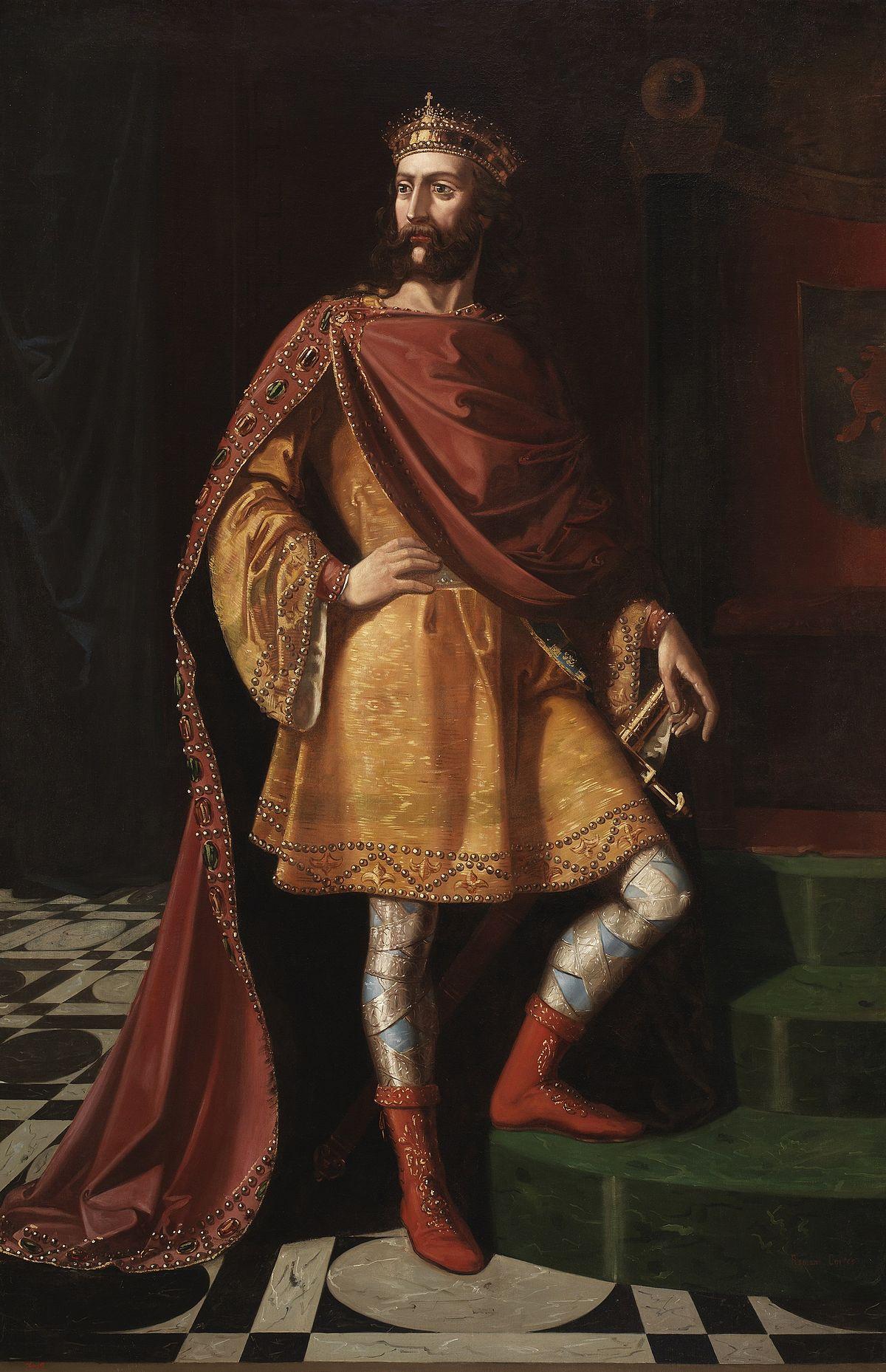 Ervigio wikipedia la enciclopedia libre - El rey del tresillo ...