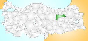 Erzincan Turkey Provinces locator.jpg